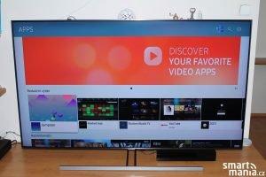 Samsung TV QE65Q85RATXXH 10
