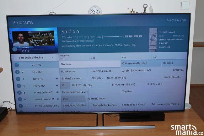 Samsung TV QE65Q85RATXXH 15