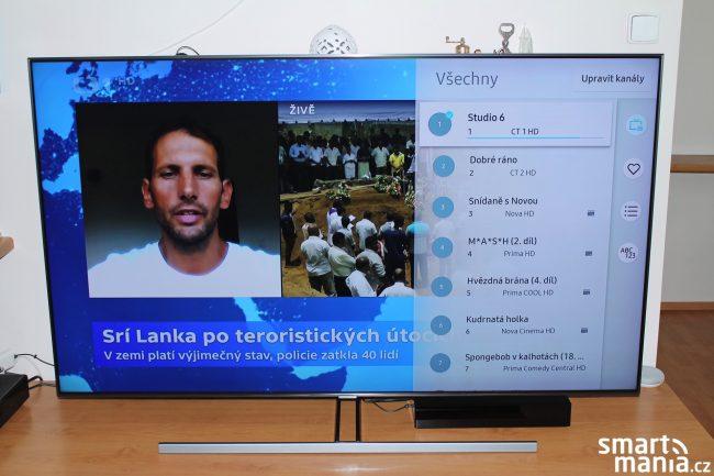 Samsung TV QE65Q85RATXXH 19