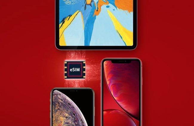 Vodafone eSIM 2