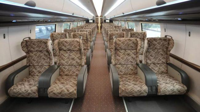 china vlak rychlovlak maglev