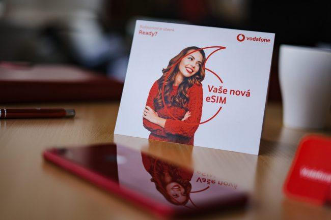 Vodafone u své eSIM přidává podporu pro volání z chytrých hodinek Samsung Galaxy Watch