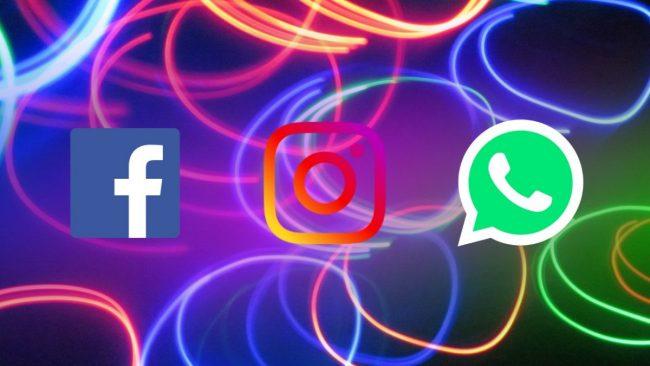 facebook instagram whatsapp logo