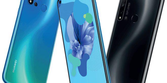 Huawei P20 Lite 2019 vpřípravě. Střední třída se 4 fotoaparáty a otvorem vdispleji