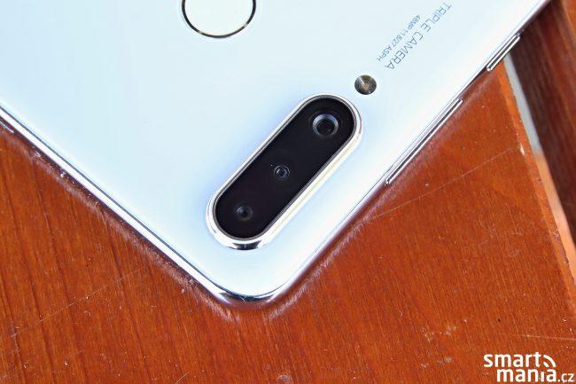 Huawei P30 Lite fotoaparát