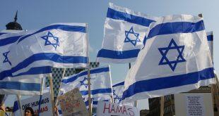 israel flags vlajky