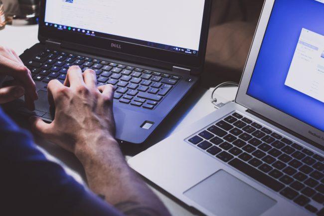 laptop notebook computer pc windows hacker