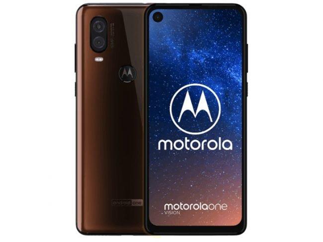 motorola one vision 5