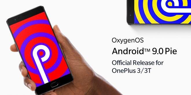 OnePlus 3 a 3T dostávají Android 9.0 Pie a sním několik nových funkcí
