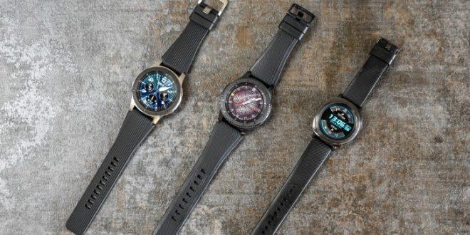 Starší hodinky od Samsungu dostávají funkce znejnovějších Watch Active