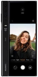 Huawei Mate X camera