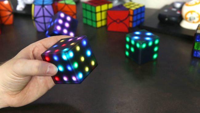 IMU Futuro Cube rubikova kostka 3