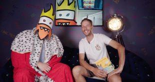 Rozhovor s tvůrcem komiksu Opráski sčeskí historje + soutěž o podepsané knížky