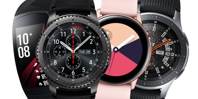 Nadčasová elegance s moderní výbavou. Chytré hodinky Samsung s powerbankou zdarma!