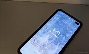 Pixel 4 fotka