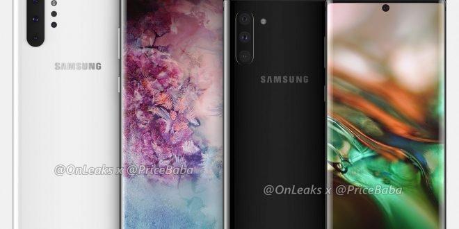 Samsung Galaxy Note 10: známe datum představení