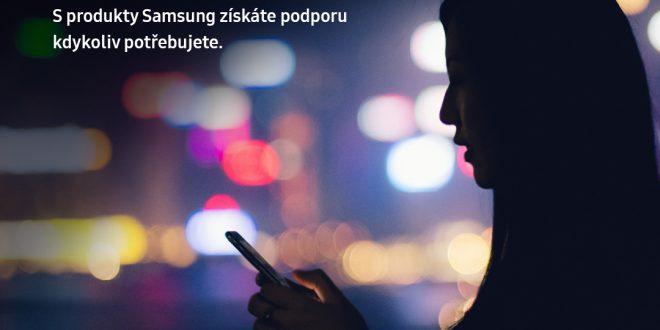 Samsung zavádí 24hodinovou provozní dobu kontaktního centra