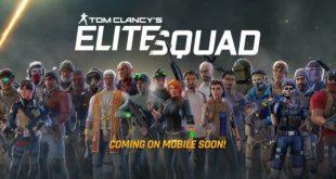 Tom Clancy Elite Squad game hra