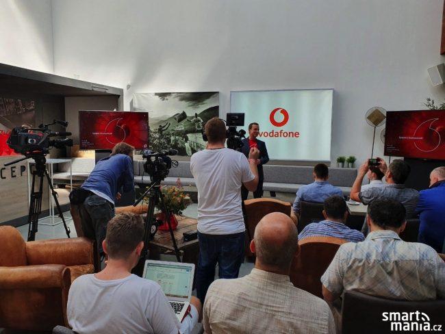 Vodafone Neomezený: nové tarify za 599 Kč nabízejí neomezená data. Má to ale háček.