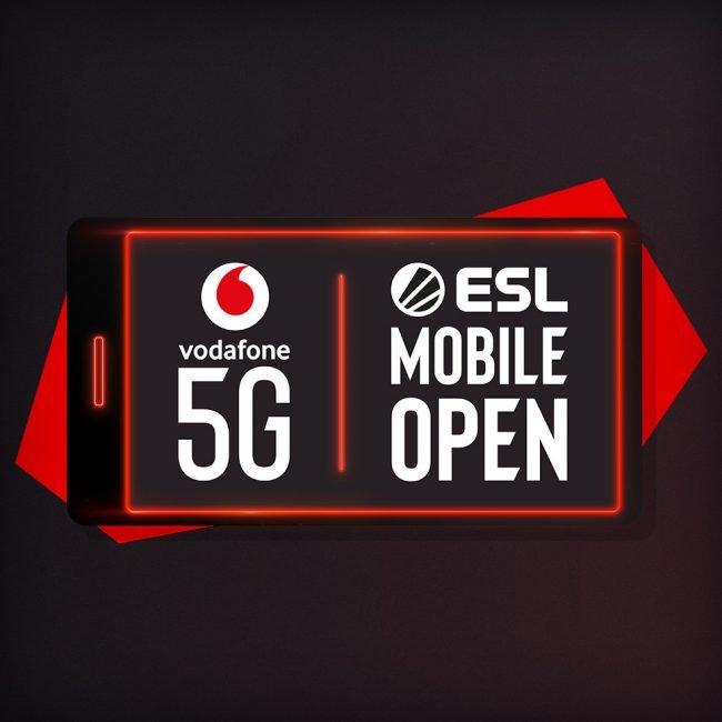 Vodafone 5G ESL mobile open