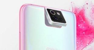 Xiaomi Meitu flip camera