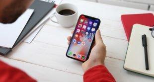 aplikace apps smartphone iphone X