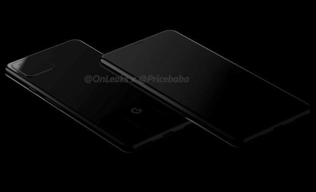 Pixel 4 zřejmě přijde se stejným rozložením fotoaparátů jako letošní iPhone