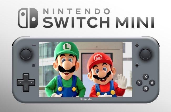 nintendo switch mini 2