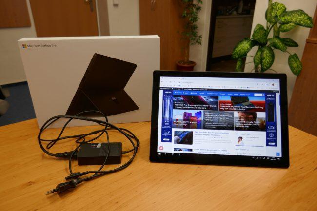 Microsoft Surface Pro 6: tohle dostanete při koupi...