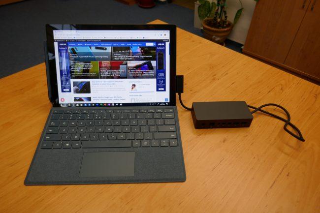 Microsoft Surface Pro 6 & Surface Dock