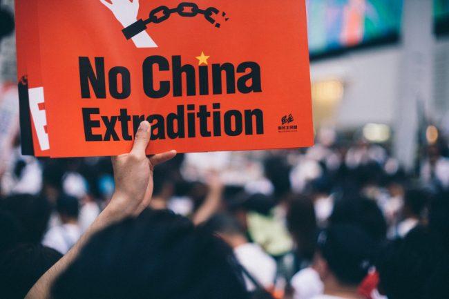 telegram cina hongkong protesty