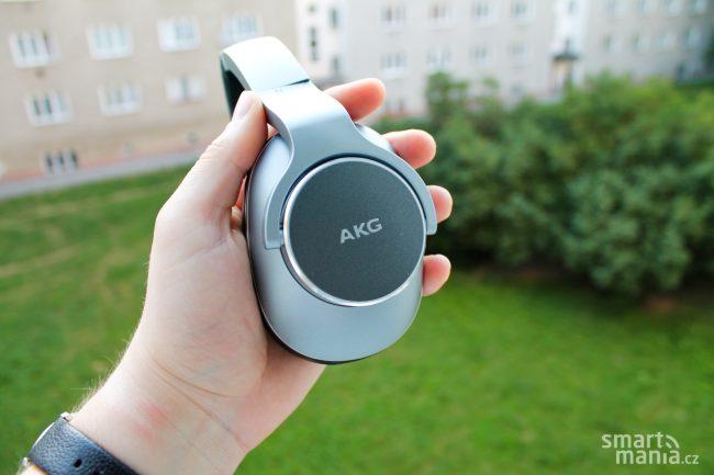 AKG N700NC sluchatka 1