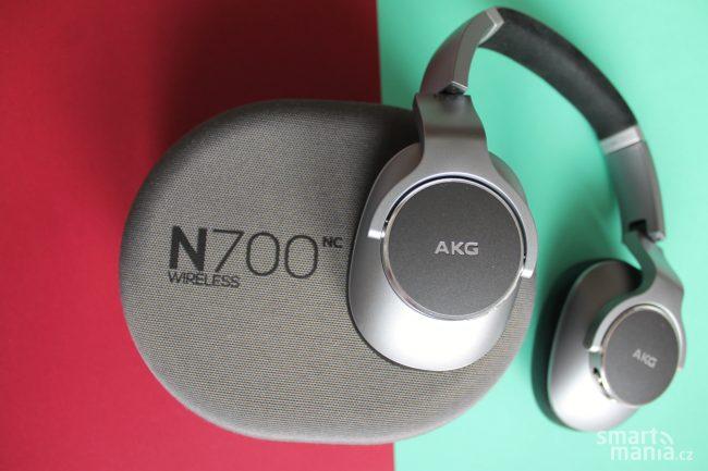 AKG N700NC sluchatka 4