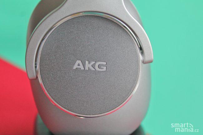 AKG N700NC sluchatka 9 logo