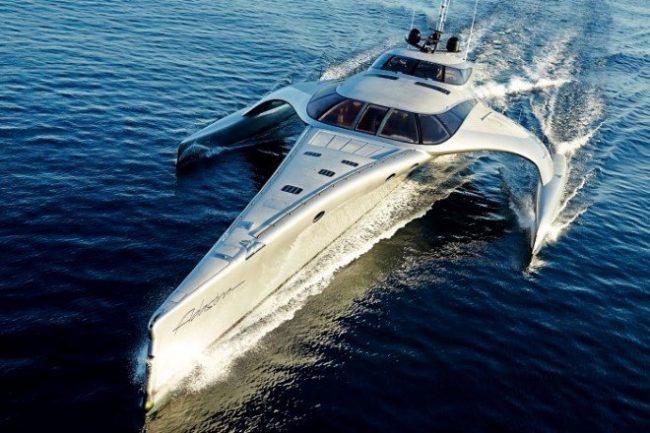 Adastra Superyacht 1