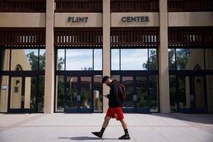 Flint Center front