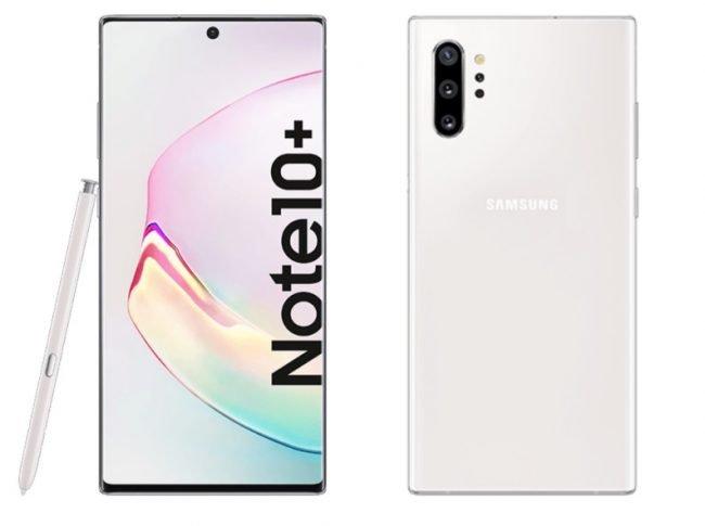 Samsung Galaxy Note10 Auro White