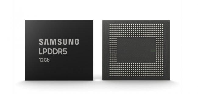Samsung LPDDR5 2019 main F