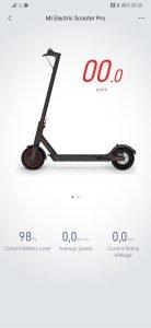 ScreenShot Xiaomi Mi Scooter Pro4