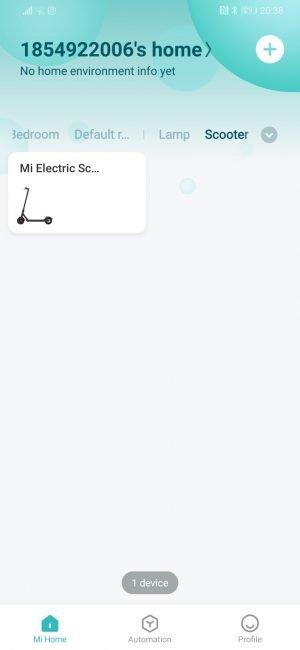 ScreenShot Xiaomi Mi Scooter Pro8
