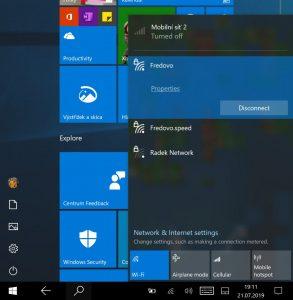 Windows 10 na Lumia 950 XL
