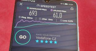 Vodafone 5G test