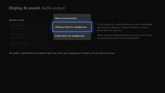 Vylepšení zvuku u Xboxu
