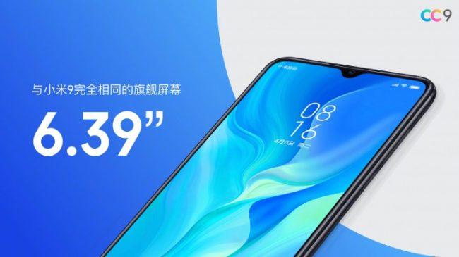 Xiaomi CC9 1