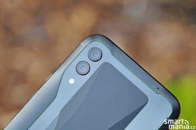 Xiaomi Black Shark 2 a duální fotoaparát