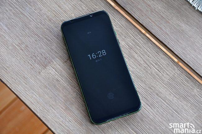Xiaomi Black Shark 2 - ambientní displej