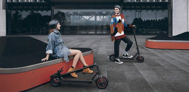 Xiaomi Mi Electric Scooter Pro 1