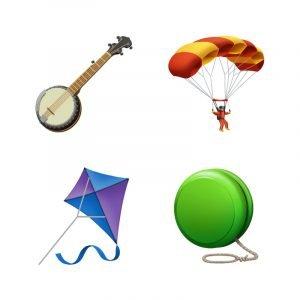 apple emoji 6