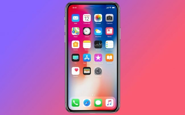 iPhone no notch