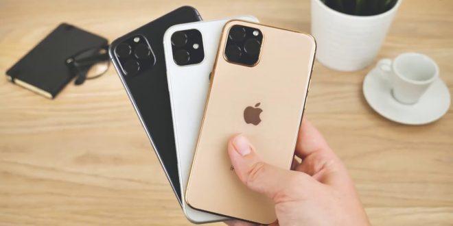 Známe podobu letošních iPhonů. Prohlédněte si je ze všech stran